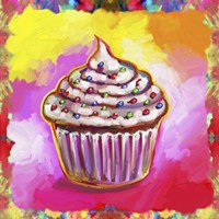 Cosmic Cupcake Fine-Art Print