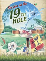 19th Hole Fine-Art Print