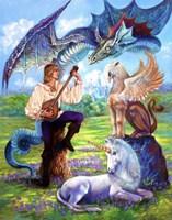 Song Of Fantasy Fine-Art Print