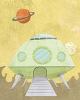 Kids Alien Fine-Art Print