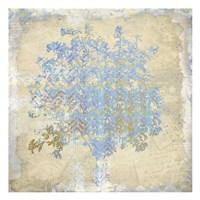 Chevron Tree 2 Fine-Art Print