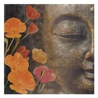 Floral Zen 1 Fine-Art Print