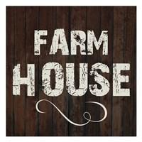 Farm House Fine-Art Print