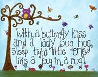 Butterfly Kiss Fine-Art Print
