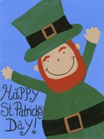 Happy St. Patricks Day Fine-Art Print