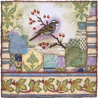 Edgartown Sparrow Fine-Art Print