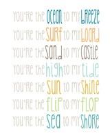 You're the Sun to my Shine Fine-Art Print