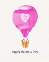 Mother's Day Balloon Fine-Art Print