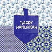 Happy Hanukkah Fine-Art Print