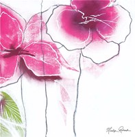 Pink Floral Fine-Art Print
