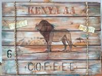 Kenya AA Coffee Fine-Art Print