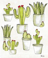 Cactus II Fine-Art Print