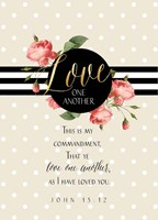 Love One Another II Fine-Art Print