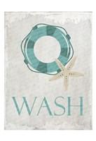 Coastal Wash Fine-Art Print