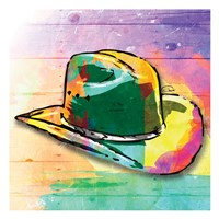 Colorful Hat Fine-Art Print