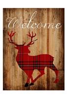 Holiday Deer Fine-Art Print
