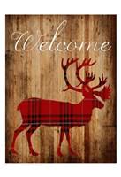 Holiday Deer 2 Fine-Art Print