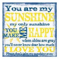 Sunshine 3 Fine-Art Print