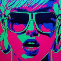 Pop Star 1 Fine-Art Print