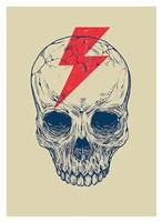 Skull Bolt Fine-Art Print
