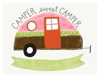 Camper Sweet Camper Fine-Art Print
