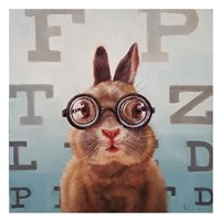 Four Eyes Fine-Art Print