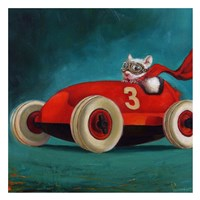 Speed Racer Fine-Art Print