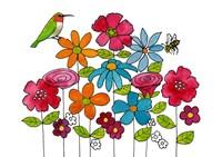 Addison's Garden Fine-Art Print