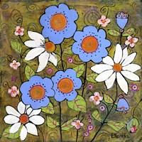 Amelia's Garden Fine-Art Print