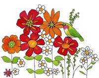 Ella's Garden Fine-Art Print