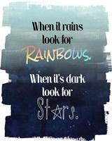 Look for Rainbows Fine-Art Print