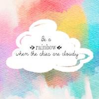Try to be a Rainbow II Fine-Art Print