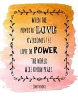 Power of Love Fine-Art Print