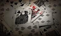 Pop of Color Queen of Hearts Fine-Art Print