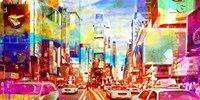 Times Square 2.0 Fine-Art Print