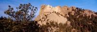 View of Mount Rushmore National Memorial, Keystone, South Dakota Fine-Art Print