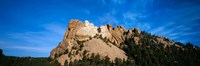Mt Rushmore National Monument and Black Hills, Keystone, South Dakota Fine-Art Print