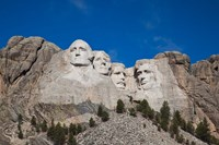 Mount Rushmore National Memorial, South Dakota Fine-Art Print