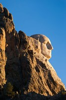 USA, South Dakota, Black Hills, Mount Rushmore National Memorial Fine-Art Print