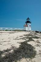 Nantucket Brant Point lighthouse, Massachusetts Fine-Art Print