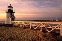 Massachusetts, Nantucket Island, Brant Point Fine-Art Print