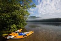 Kayak, Mirror Lake, Woodstock New Hampshire Fine-Art Print