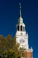 Baker Hall on the Dartmouth College Green in Hanover, New Hampshire Fine-Art Print
