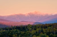 Mt Washington White Mountains New Hampshire Fine-Art Print