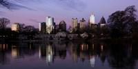 Atlanta at Dusk Fine-Art Print