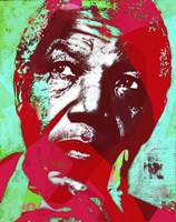 Nelsson Mandela Fine-Art Print