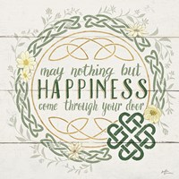 Irish Blessing I Fine-Art Print