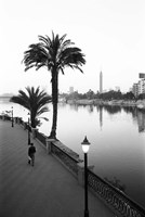 View of the Nile River, Cairo, Egypt Fine-Art Print