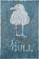 Sea Gull Fine-Art Print