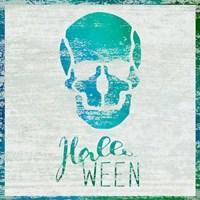 Halloween Skull Fine-Art Print